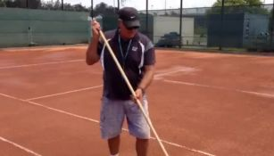 Clay Court Maintenance