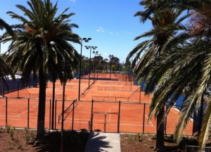 Melbourne Park Clay Courts